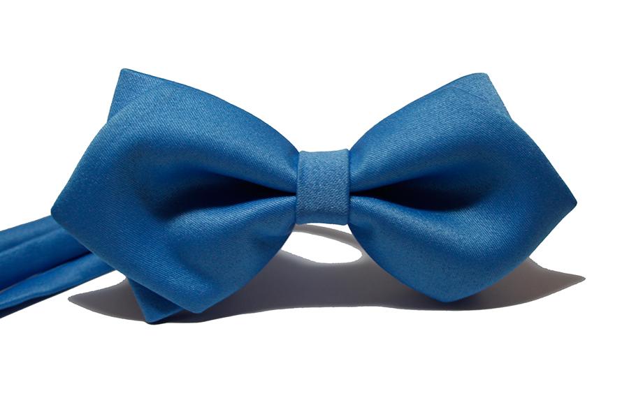 Pajarita Azul Celeste